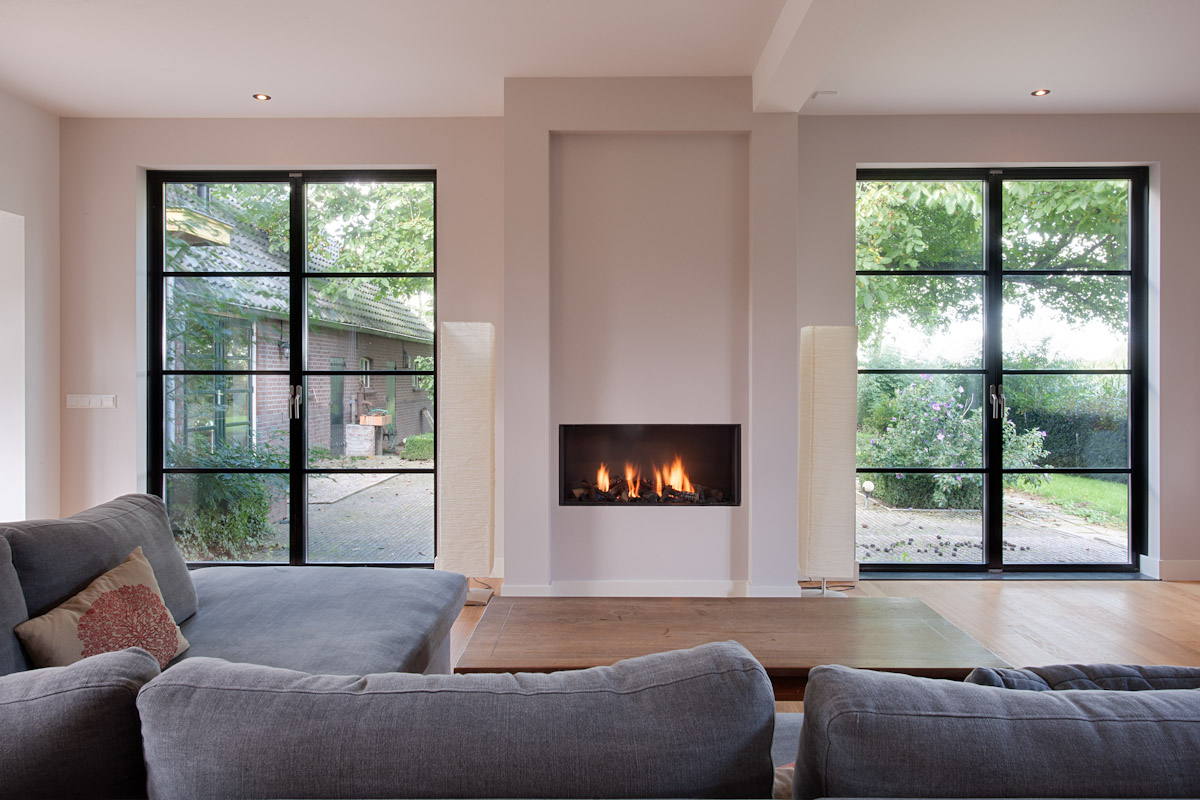 interne verbouwing keuken en woonkamer woonhuis ophemert, Deco ideeën