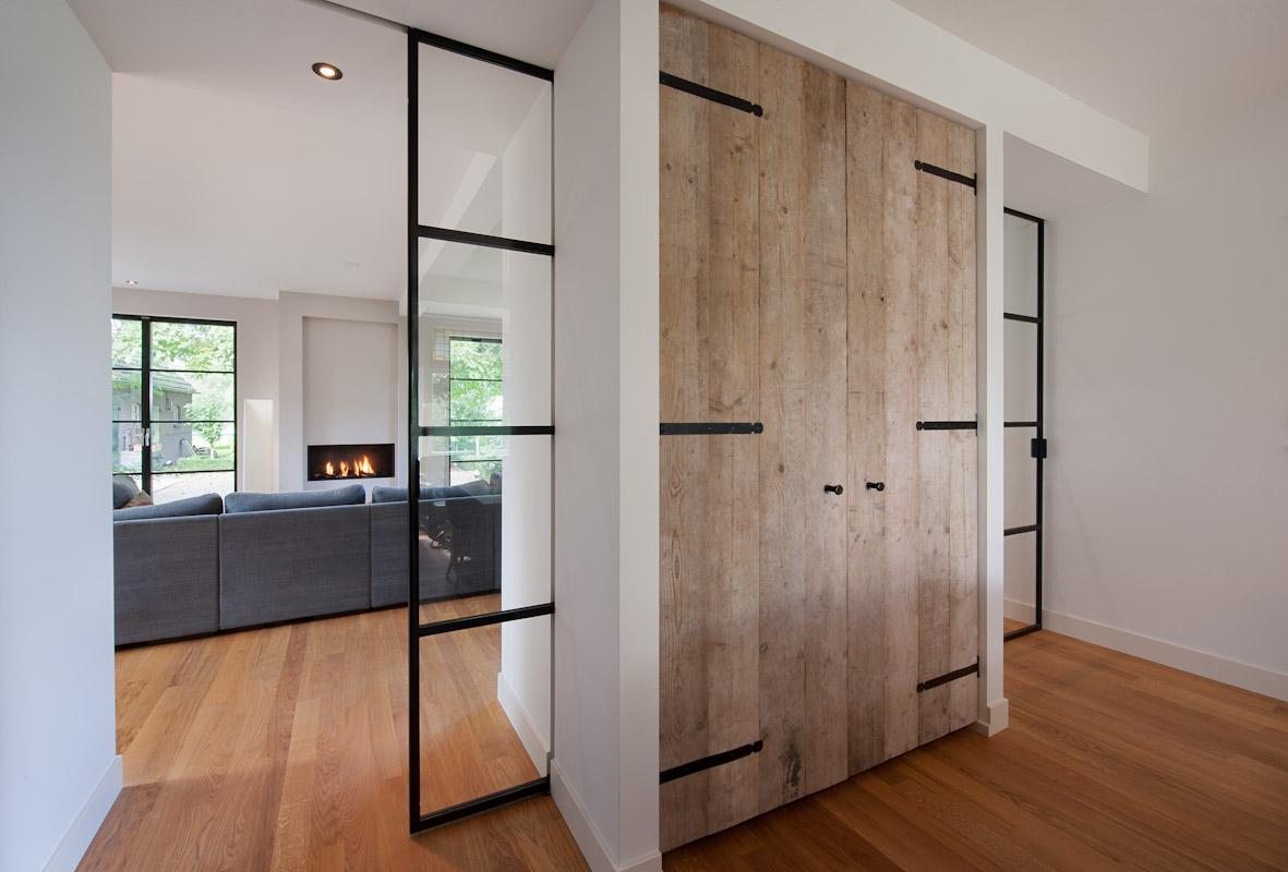 Interne verbouwing keuken en woonkamer woonhuis Ophemert ...