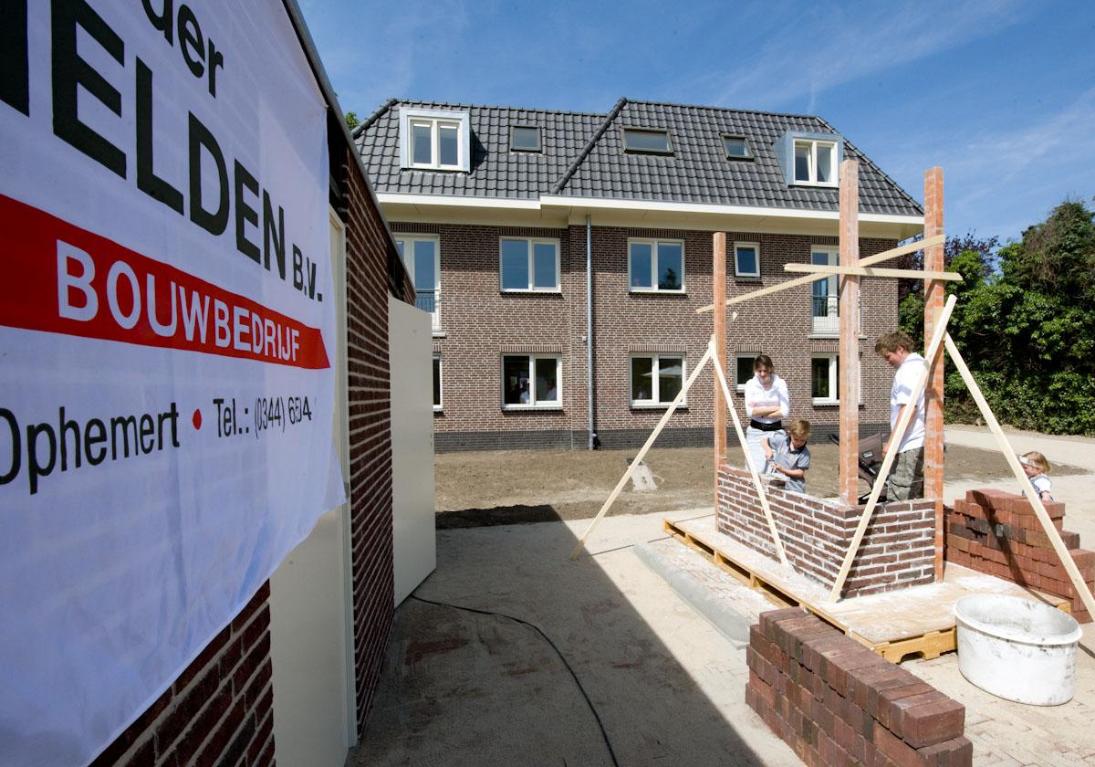 Nieuwbouw Appartementen Bergharen